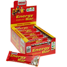 High5 EnergyBar Box Coconut 25 x 60g